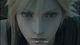 Final Fantasy 7 _ SOLDIER 1st Class  - Full Movie 2017 HD