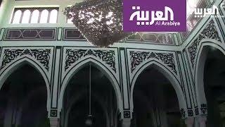 مسجد المدينة المنورة أكبر مسجد في موريتانيا واحد من أبرز معالمها الهندسية