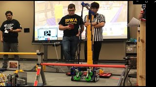 FTC Skystone Circuit Breakers 138 Point Match (11 Stack)