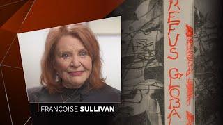 Rencontre avec l'artiste Françoise Sullivan