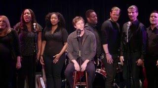 """Beautiful City"" - Hunter Parrish, Stephen Schwartz & Broadway Inspirational Voices"