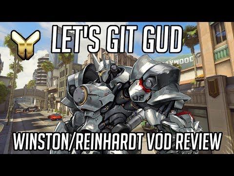 Let's Git Gud   Winston/Reinhardt Gameplay - Guide & Tips