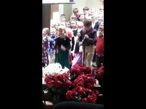 Fresta Valley Christian School Christmas 2014 (2)