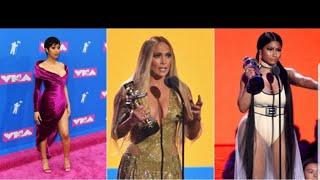 2018 VMA Awards: Cardi B, Nicki Minaj, Shade, Jennifer Lopez, Madonnas Tribute to Aretha Franklin