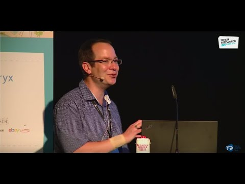#bbuzz 17: Uwe Schindler - Apache Lucene 7 - What's coming next? on YouTube