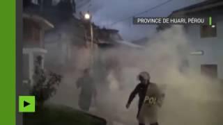 Pérou : la tentative de brûler vifs des voleurs de bétail tourne au vinaigre