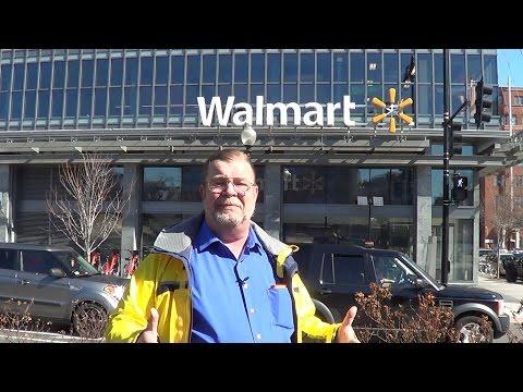 Walmart in downtown Washington DC - REAL USA Ep. 216