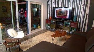 California Modern Family Room