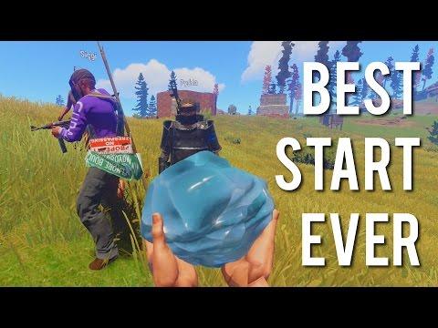 Rust - BEST START EVER