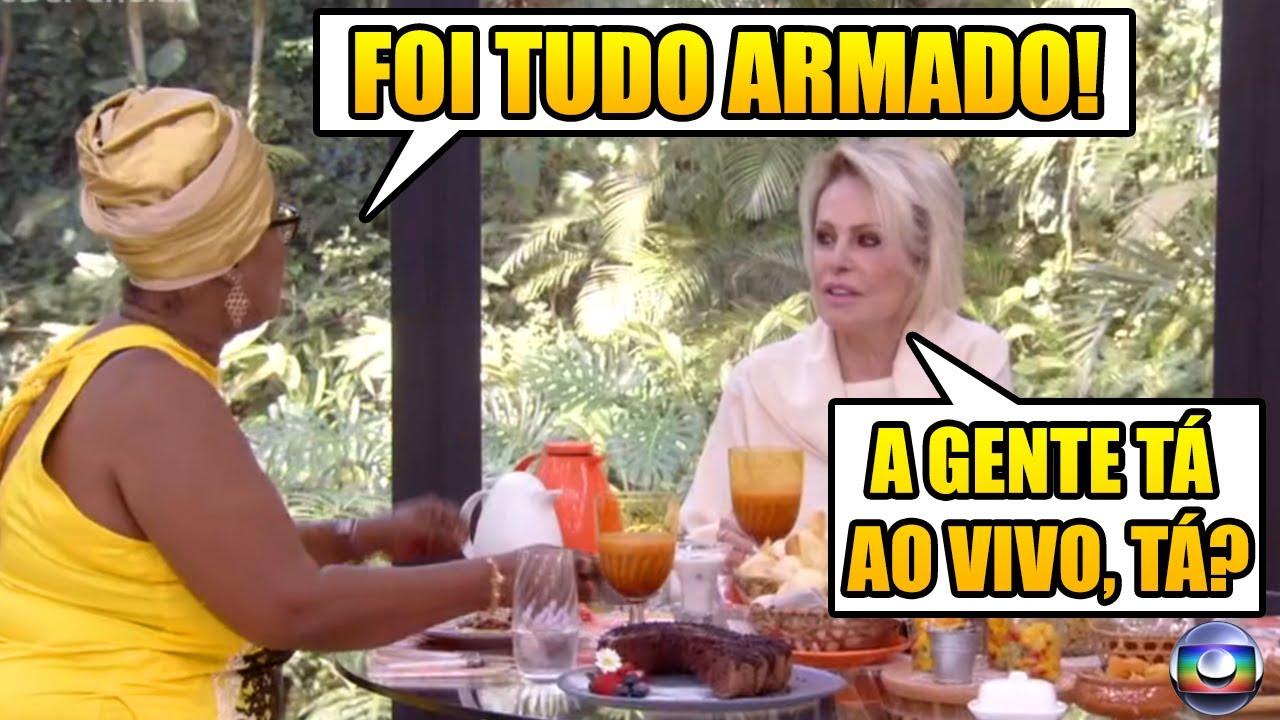 MOMENTOS VERGONHA ALHEIA DA TV! #15