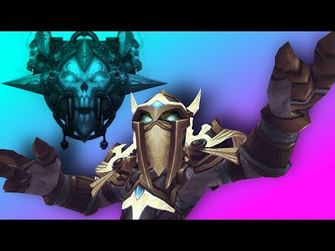 The Necromancer - Unholy Death Knight PvP WoW Legion 7.3