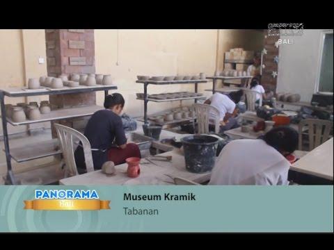 Panorama antv Bali : Museum Keramik Tanteri, Jaje Laklak Kakul, Museum 3D I Am Bali