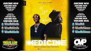 Download 2free x Wizkid - Medicine (Remix)  [Official Audio] © February 2018 MP3 song and Music Video
