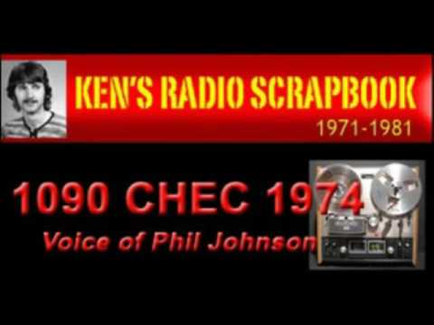 1090 CHEC Radio Lethbridge Alberta 20-20 NEWS - ARCHIVED RADIO