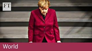 Merkel's political options explained