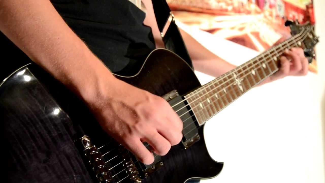 surrender billy talent guitar cover hd youtube. Black Bedroom Furniture Sets. Home Design Ideas