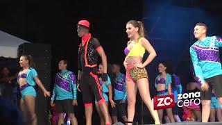 reina del carnaval 2016 bailando champeta