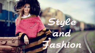 мода красота стиль в контакте