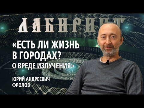 ЛАБИРИНТ   Есть ли жизнь в городах? о вреде излучения   Юрий Андреевич Фролов