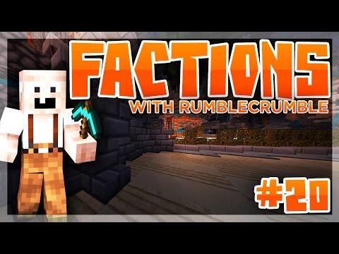 UHC Factions #20 - Cocoa Bean Farm!