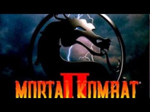 Mortal Kombat 2 -  ORIGINAL Fatality sound effect