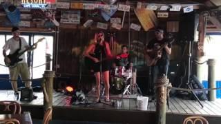 Julie Savannah Band - Paradise Tiki