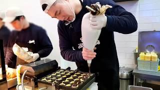 호두과자 달인 / korean walnut cake