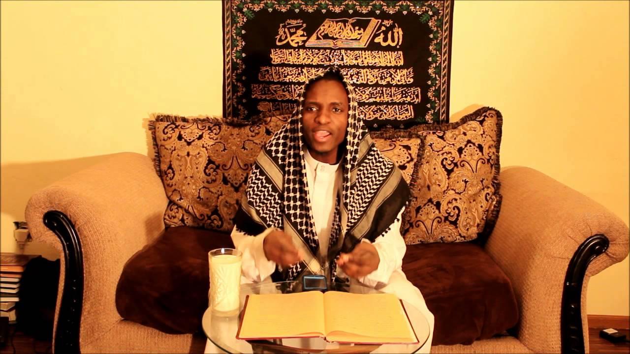 Sheikh Abdirahman lecture PART 1