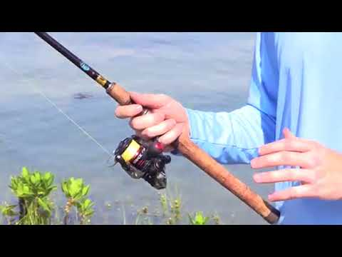 How To Cast A Fishing Rod Far, [EASY]