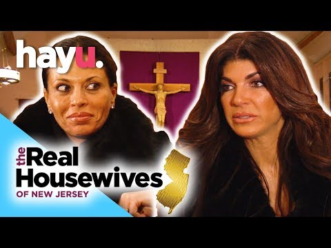 Teresa & Dolores's Heart To Heart Marriage Discusion | The Real Housewives of New Jersey