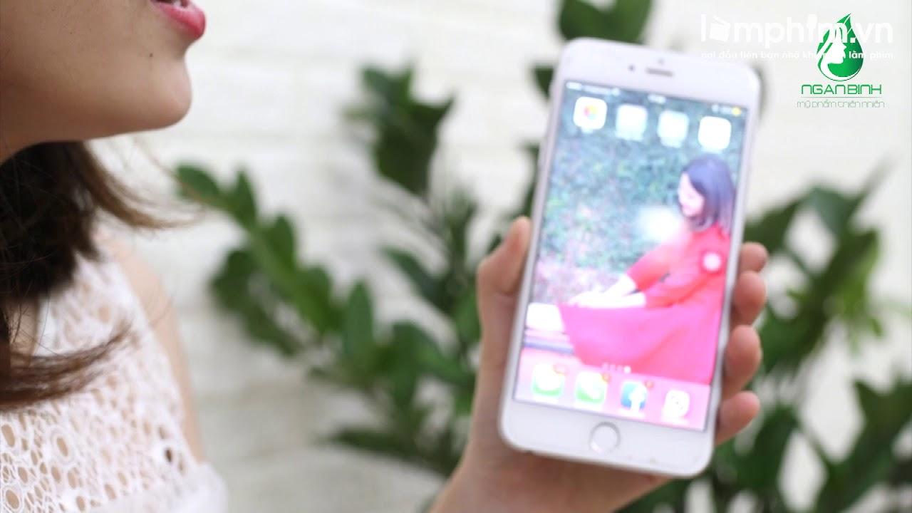 Quay phim giới thiệu sản phẩm kem trị mụn Đông y Ngân Binh - Lamphim.vn