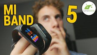 Xiaomi Mi Band 5: la REGINA è TORNATA ma HO 3 COSE DA DIRVI