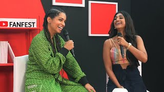 #YTFFInsider: Rapid Fire Questions with Lilly Singh 2019