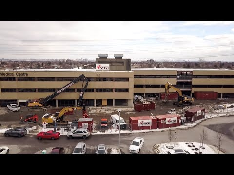 etobicoke-general-hospital-medical-building-demolition-|-mgi-construction-corp.
