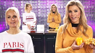 Keine auslaufenden Frischhaltedosen mehr! Mit Katie Steiner bei PEARL TV (April 2019) 4K UHD