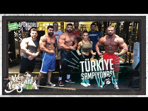 VLOG | TVGF Şampiyonası Ve Mustafa Yıldız / Gülşah Görgülü Ile Antrenman