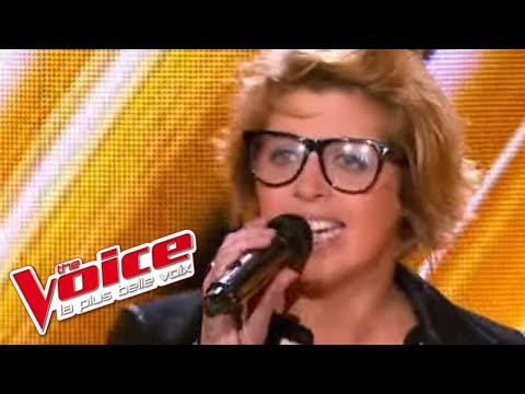 Ben E King – Stand  Me  Émilie  The Voice France 2013  Blind Audition