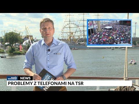 Radio Szczecin News - 6.08.2017, serwis popoludniowy