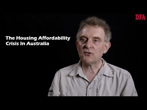 The Housing Affordability Crisis In Australia