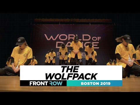 The Wolfpack FRONTROW World of Dance Boston 2019 WODBOS19