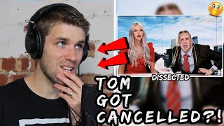 Rapper Reacts to Tom MacDonald PEOPLE SO STUPID!! | HIS CAREER IS OVER?! (First Reaction)