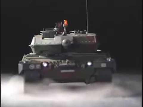 Leopard 2 A6 Main Battle Tank ドイツ主力戦車 レオパルト2 A6