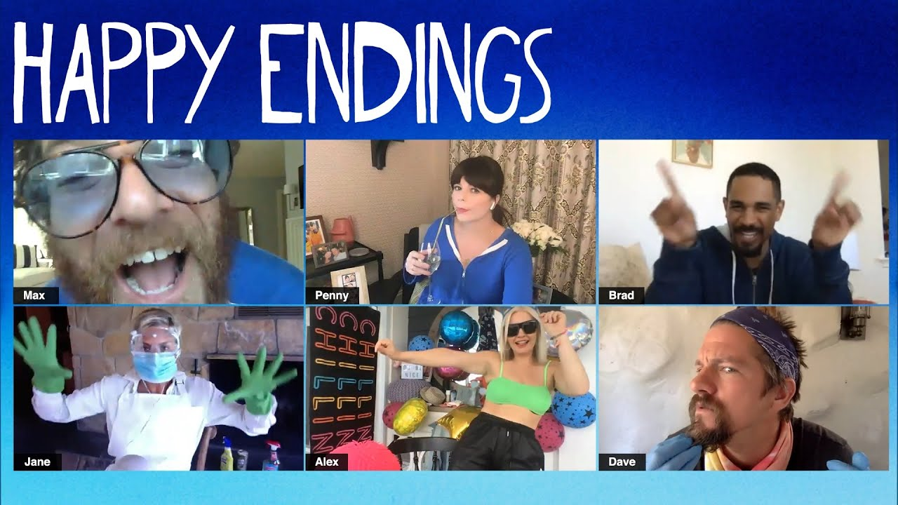 HAPPY ENDINGS – Reunion Special Event on July 20 – Sony Pictures Television