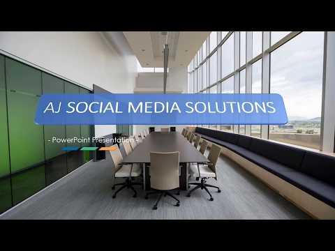 AJ SOCIAL MEDIA SOLUTIONS