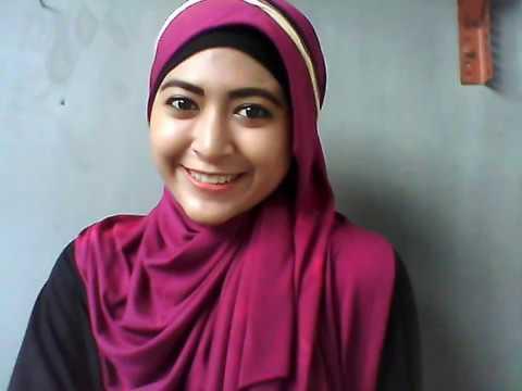 Hijab Tutorial  Natasha Farani 2  YouTube