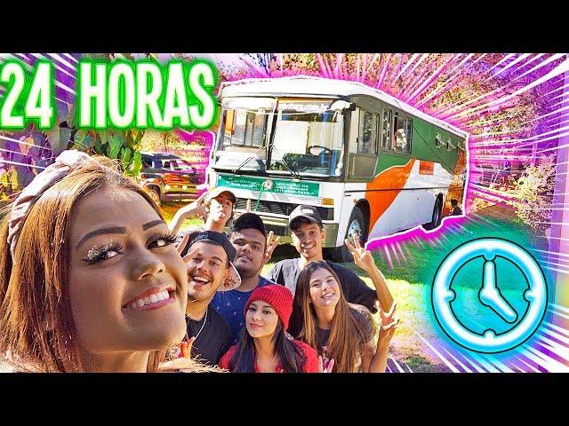 24 HORAS NO MOTORHOME !!! (TRAILER)