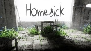 "Let´s Play ""HOMESICK"" (German/Deutsch) Der Heimweh Alptraum [HD+][ALPHA DEMO]"