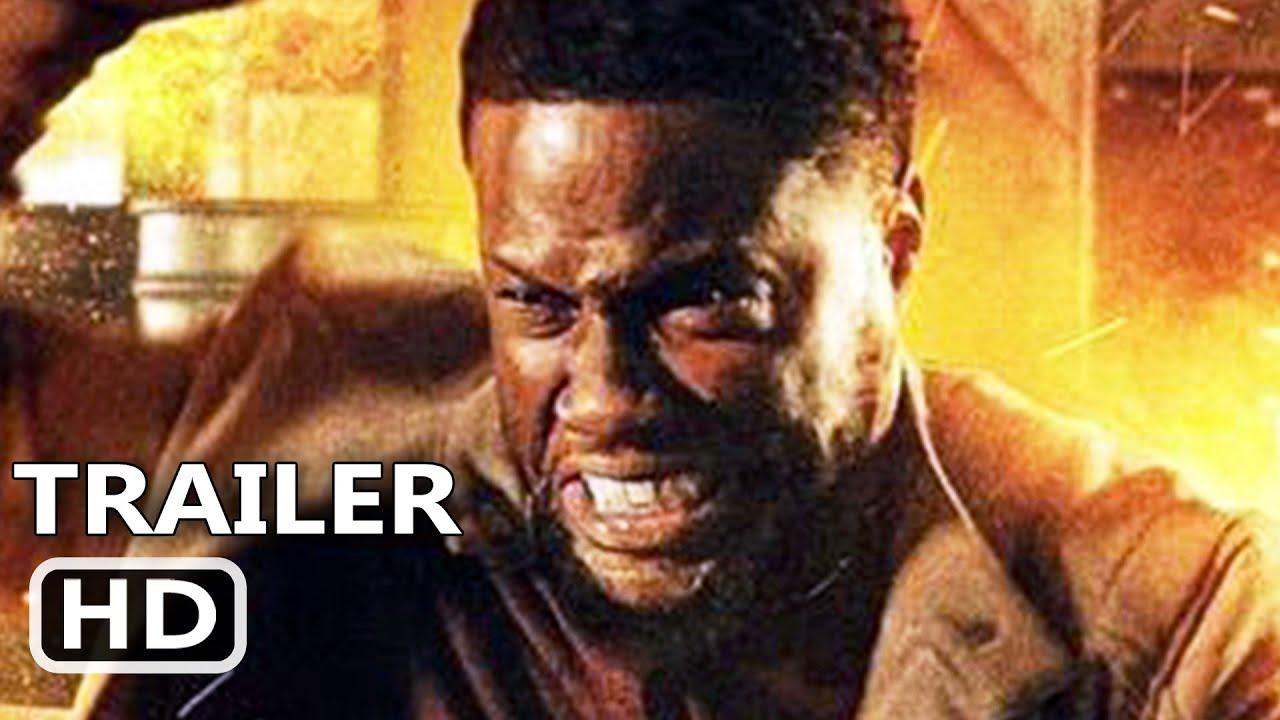 DIE HART Trailer (2020) Kevin Hart, Nathalie Emmanuel, Comedy Series