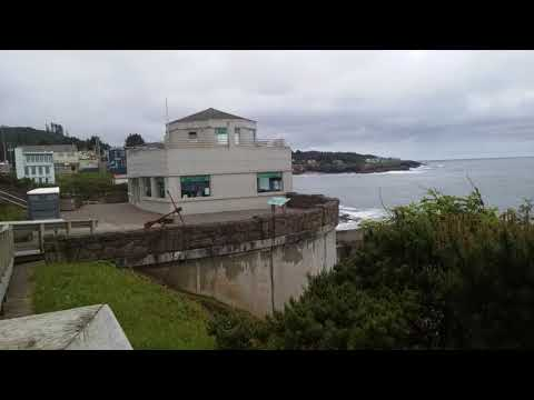 World's Smallest Harbor.