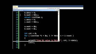 Lists and Linked Lists in C: Computer Programming 10: 24HourAnswers Tutorials